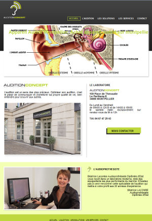 audition concept montpellier